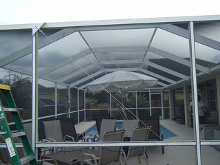 Littlejoe How To Replace A Section Of Screen On Pool Enclosure